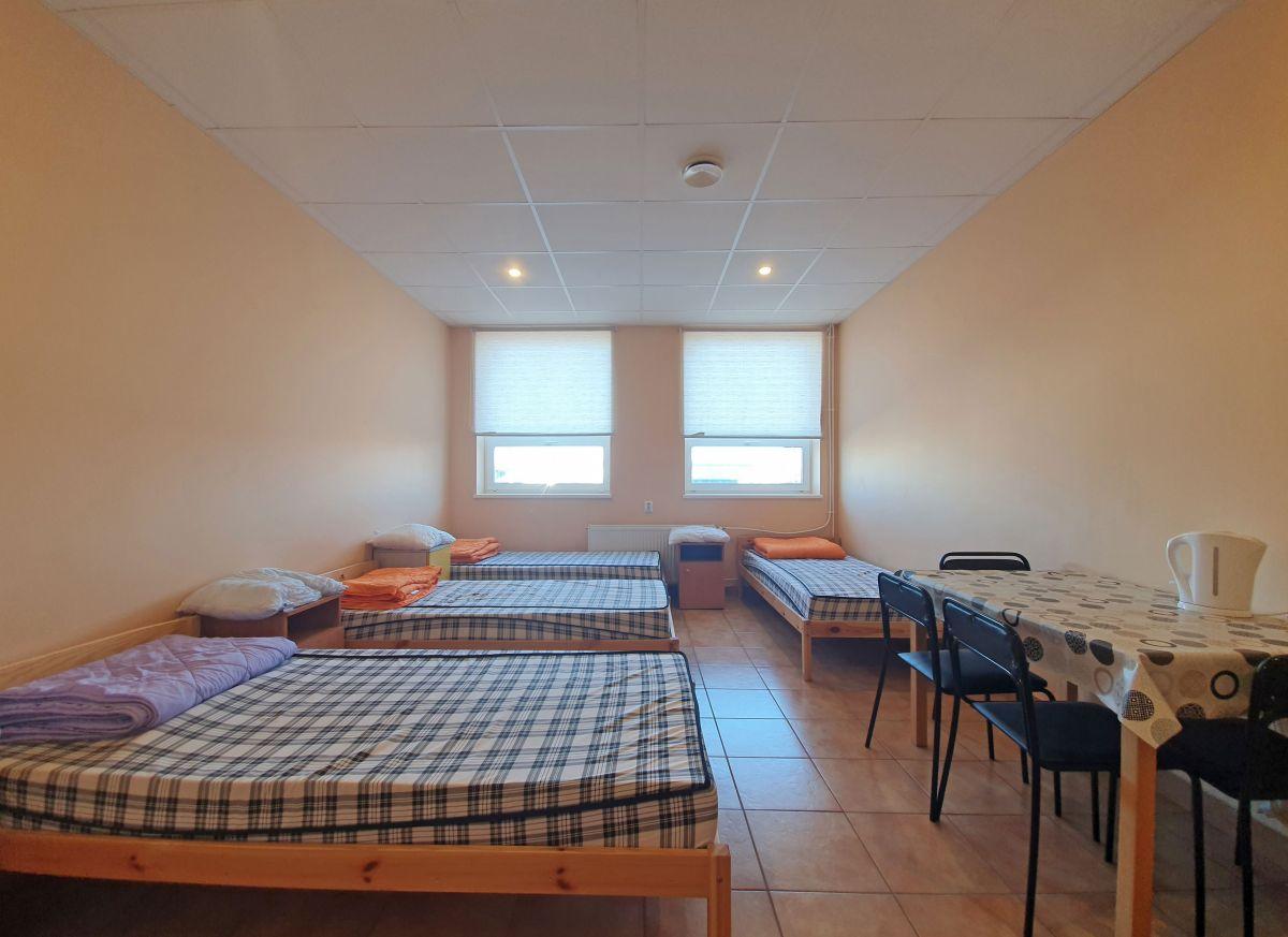 Housing for workers (men) 1.5 km from Tallinn.