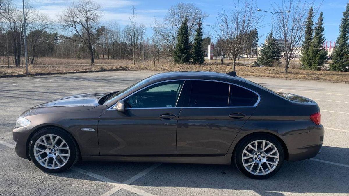 BMW 520 2.0 135kW