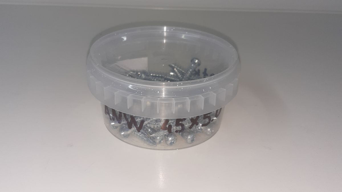 ANW 45/TORX20 Wkręt 45x5,0 50tk/pack